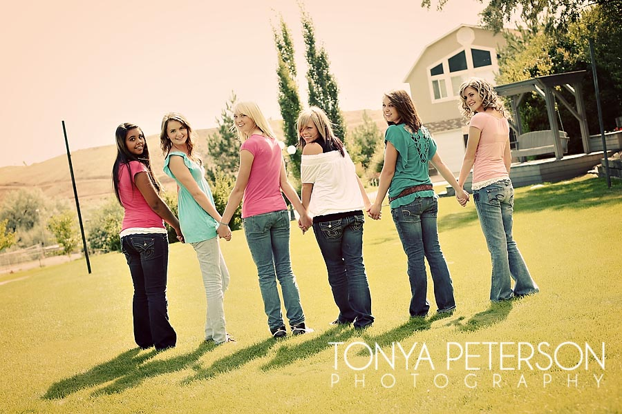 Roosevelt Senior Photography | Girl Friends | Tonya Peterson ...