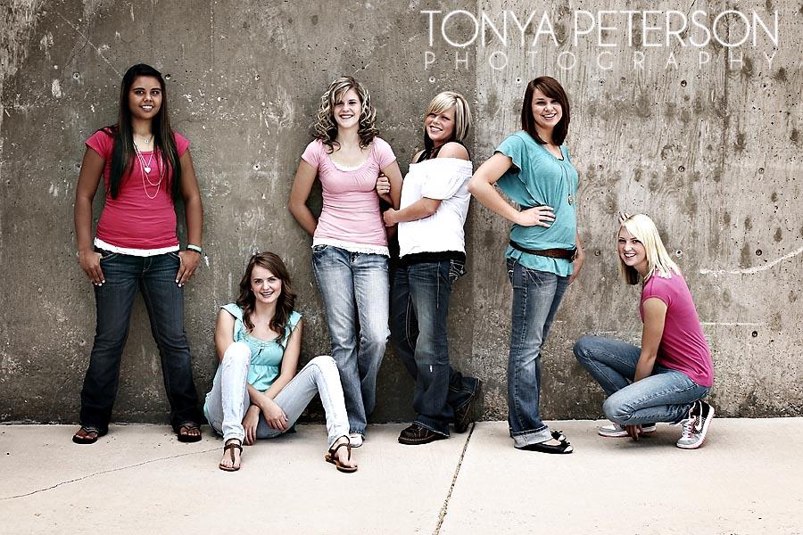 Roosevelt Senior Photography | Girl Friends | Tonya Peterson ...