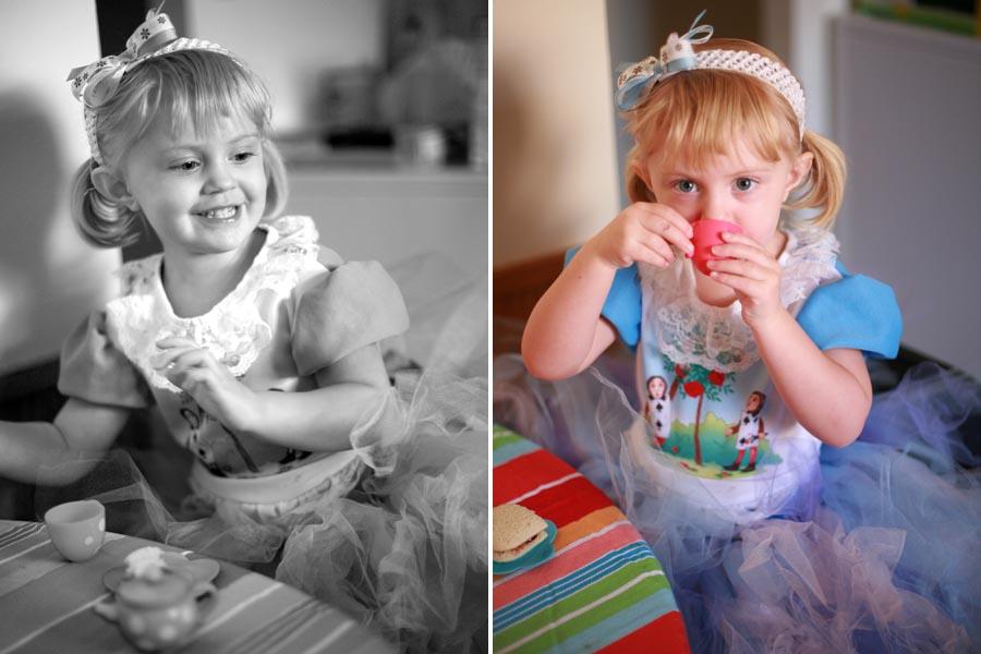 Teeparty für kleine Mädchen Michigan — bild 1